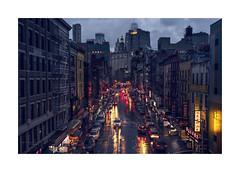 Rainy Night In Chinatown