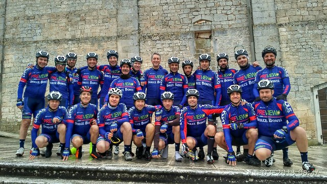 Amatori Putigano Team 2018