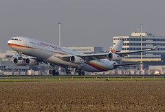 Surinam Airways Airbus A340-313 PZ-TCR