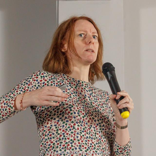 Black Holes & Quantum Computing - Marika Taylor at Pompey Skeptics