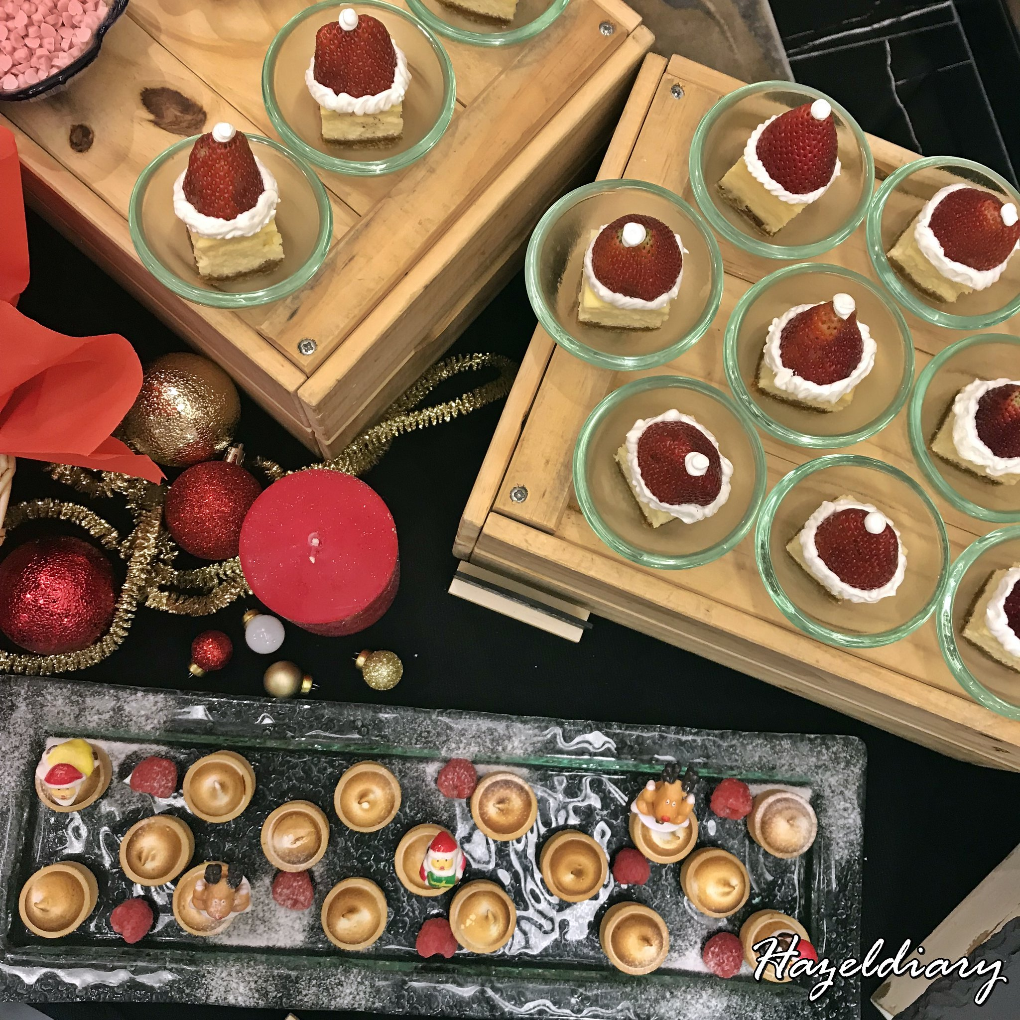 Mercure Bugis Hotel Christmas Circus Santa-Desserts-2