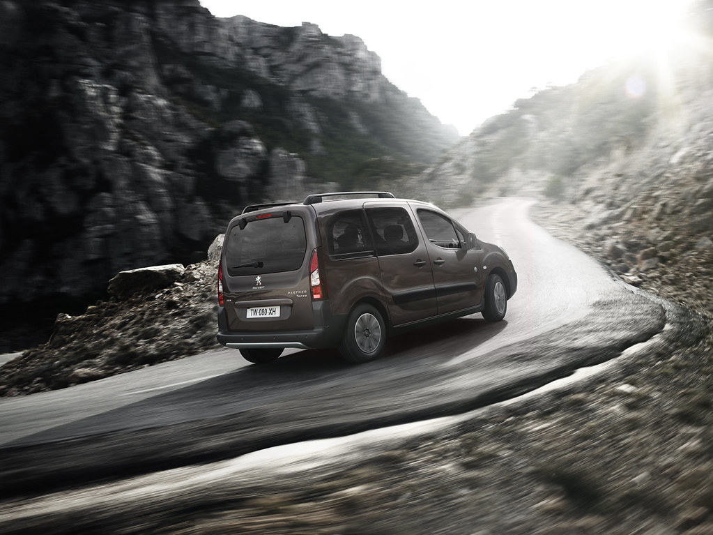 Comprar Peugeot Partner Tepee