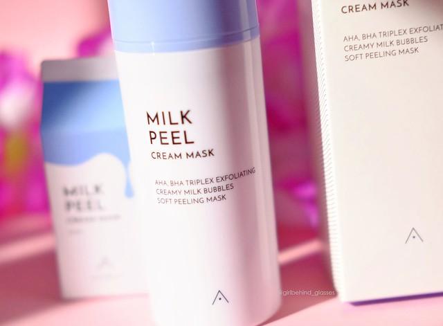 Althea Milk Peel Cream Mask3