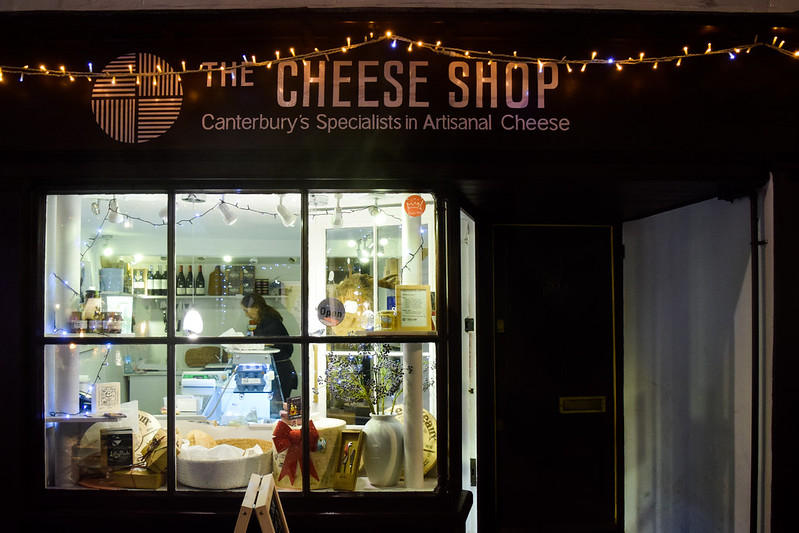 The Cheese Shop, Canterbury