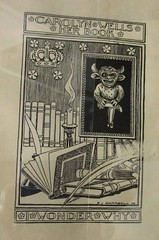 Penn Libraries 811W YCla: Bookplate/Label