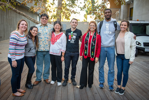 UCSD CSE Holiday Party 2018