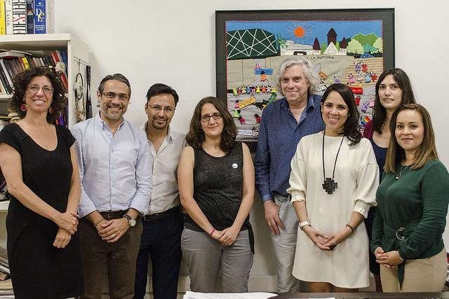 Proyecto Fortalecimiento Social de un Espacio de Memoria para El Salvador