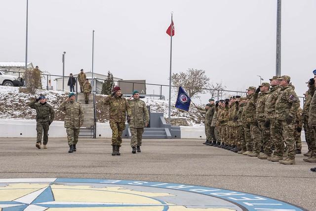 JRDW Change of Command - Dec 2018