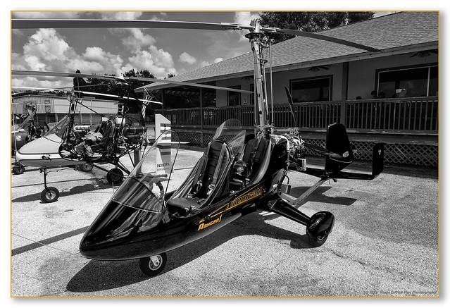 Silverlight Aviation American Ranger AR-1 Rotorcraft - N69TA - Tampa North Aero Park (X39)