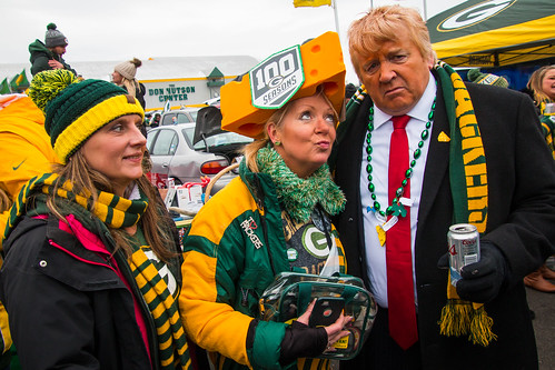 Packers Tailgate