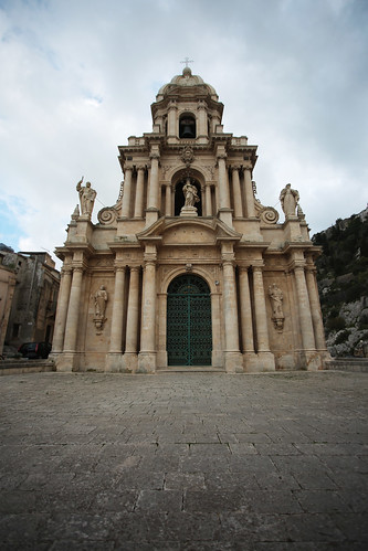 Scicli: chiesa di San Bartolomeo