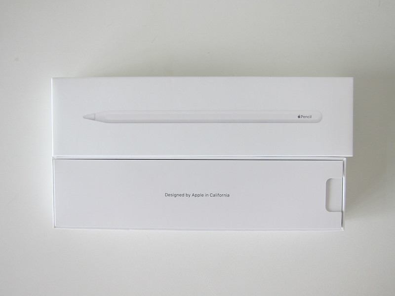 Apple Pencil (2nd Generation) - Box Open