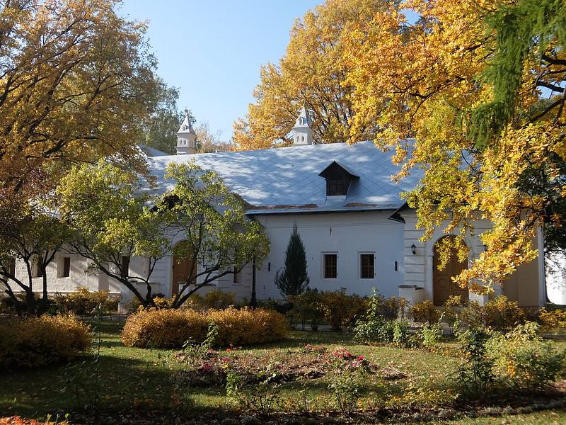 Москва - Новодевичий монастырь - Дворик