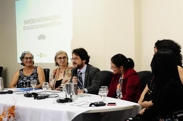 Simpósio Internacional da Saúde do Homem Integral