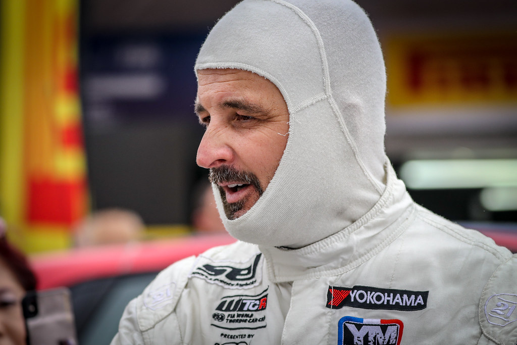 MULLER Yvan, (fra), Hyundai i30 N TCR team Yvan Muller Racing, portrait during the 2018 FIA WTCR World Touring Car cup of Macau, Circuito da Guia, from november  15 to 18 - Photo Alexandre Guillaumot / DPPI