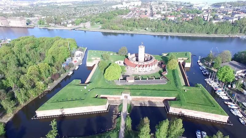 fortaleza gdansk