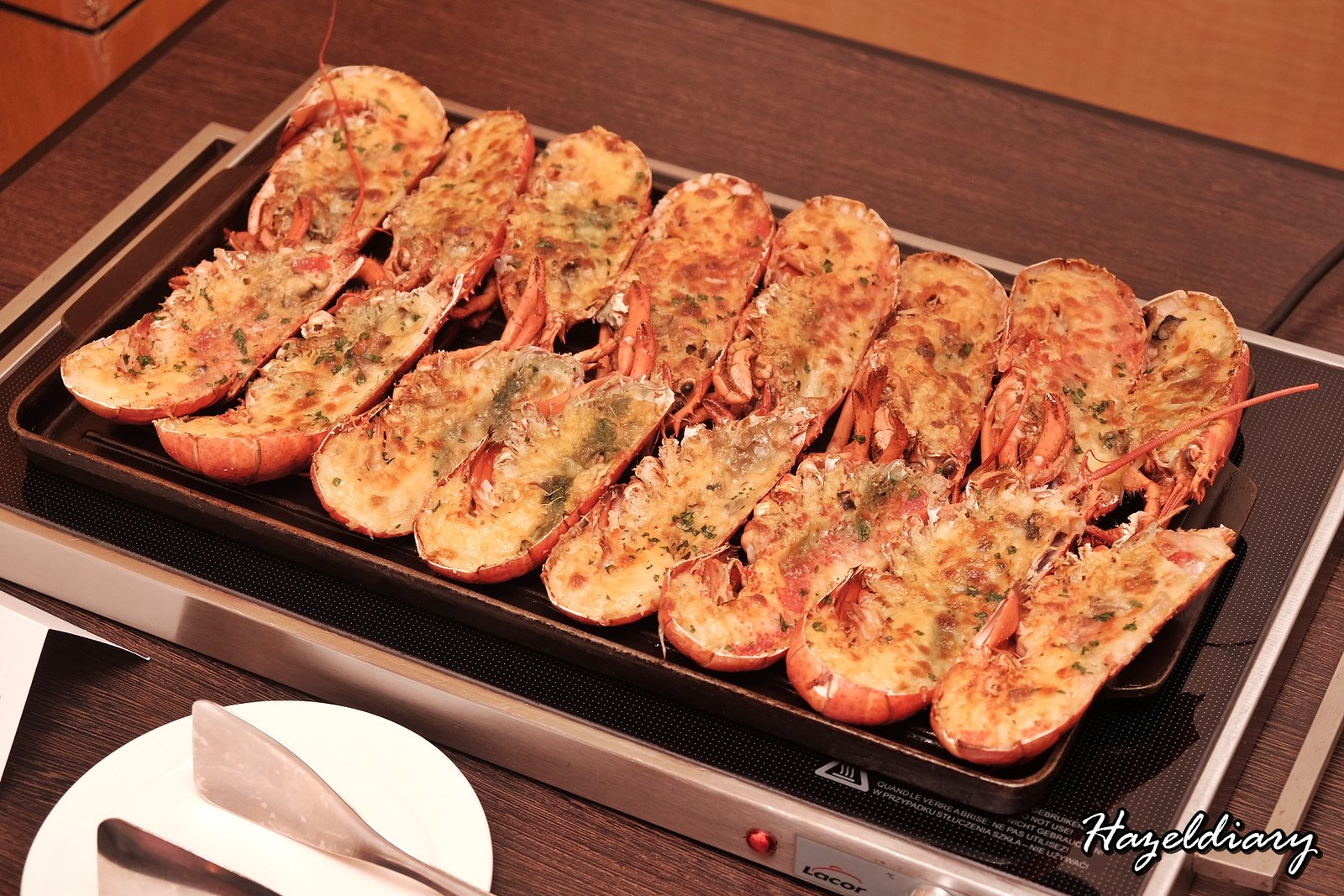Singapore Marriott Tang Hotel-Christmas 2018-Lobsters