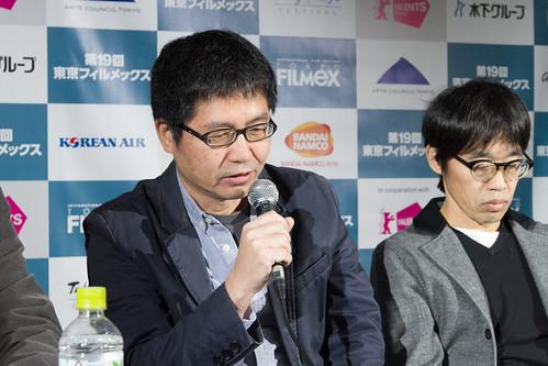 国際批評フォーラム 撮影:村田麻由美