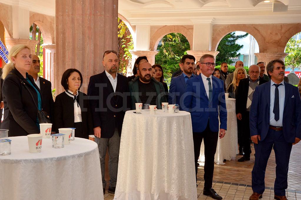 Şehit Emanetleri Sergisi Alanya'da açıldı