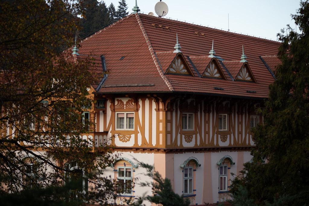 Luhacovice ルハチョヴィツェ #チェコへ行こう