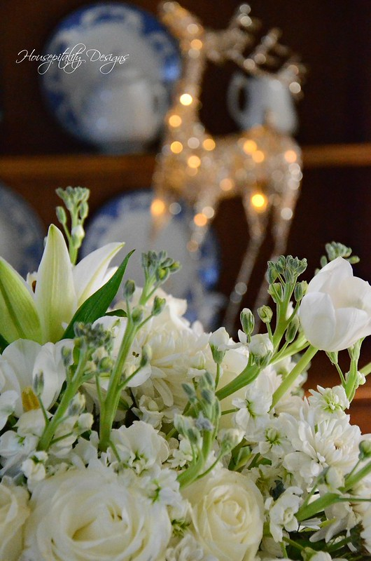 White Christmas Centerpiece-Housepitality Designs-7