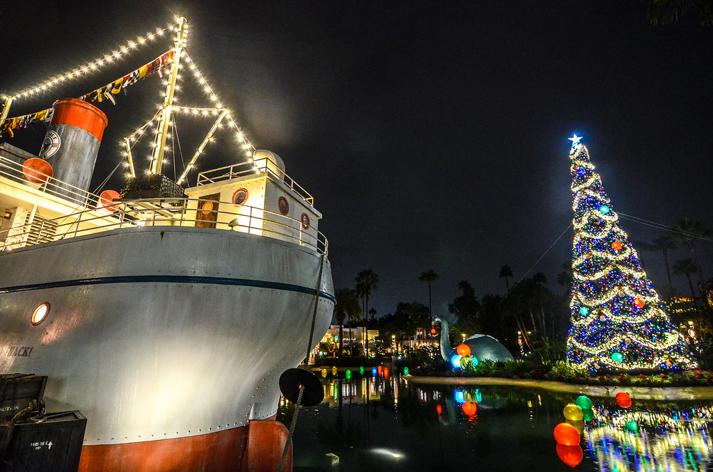 Boat Tree Gertie DHS