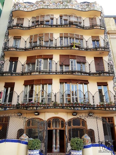Disfruta de la Casa Batlló en Barcelona (14)