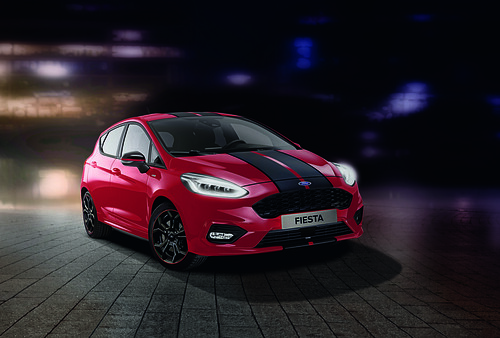 2018 Ford Fiesta ST-Line Red Edition - 01 | by Az online magazin