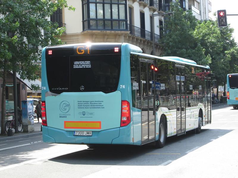 Mercedes Citaro 45800702751_963c398045_c