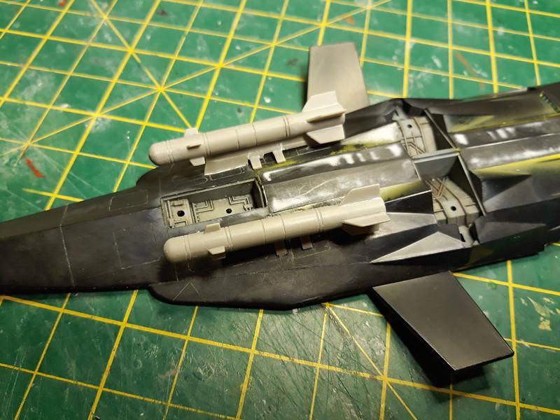 MiG-37B Ferret (Italeri, 1/72) - Sida 2 45812442465_e202f19560_b