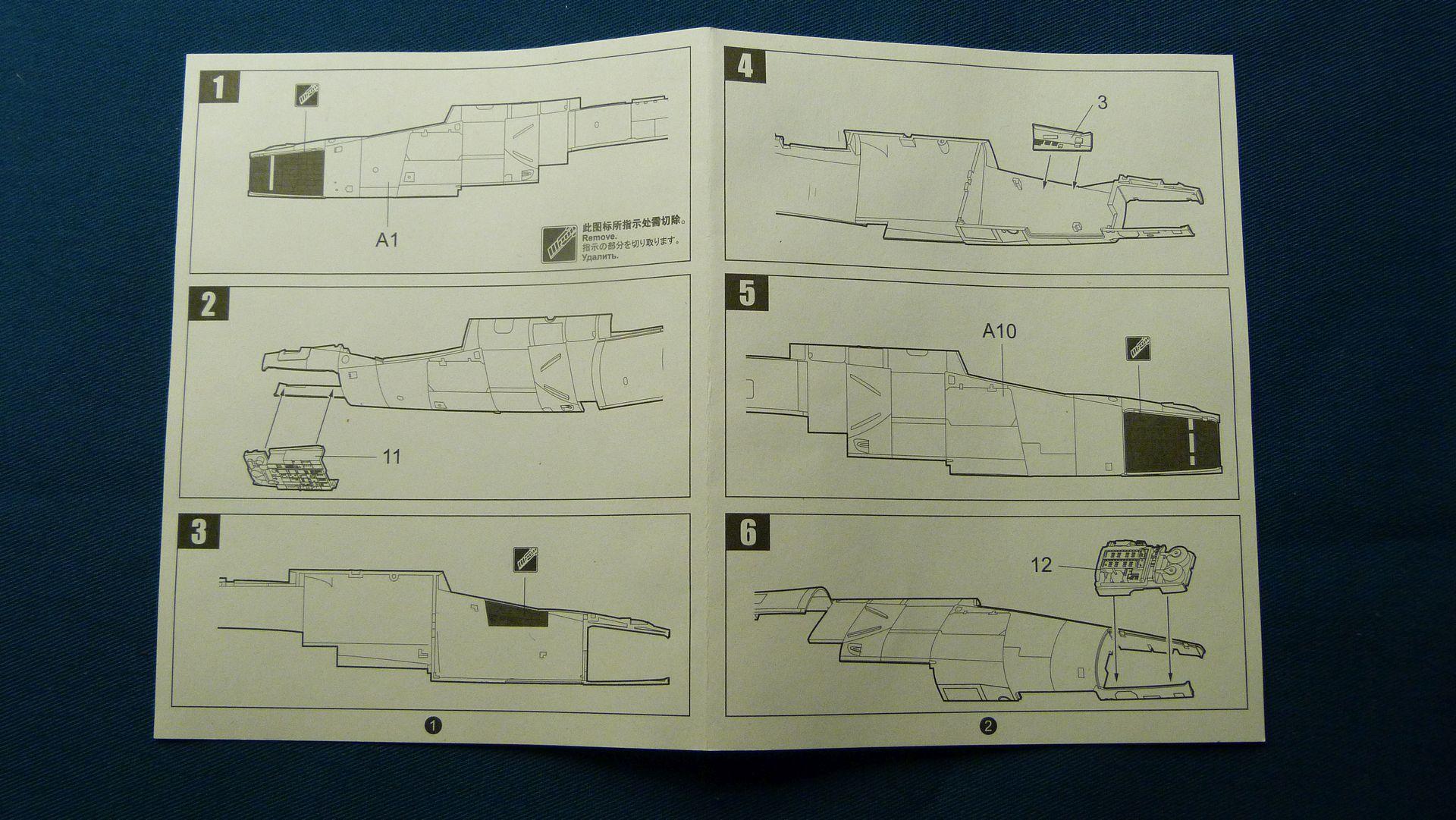 Meng Deltavingar, F-102 och F-106, 1/72 45831943542_68e8d56931_o