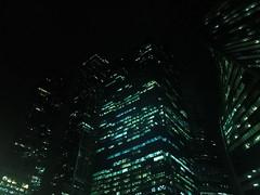 #MoscowCity #Night #Time
