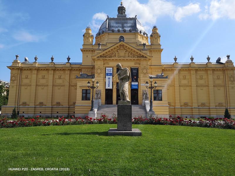 2018 Croatia Zagreb Art Pavilion