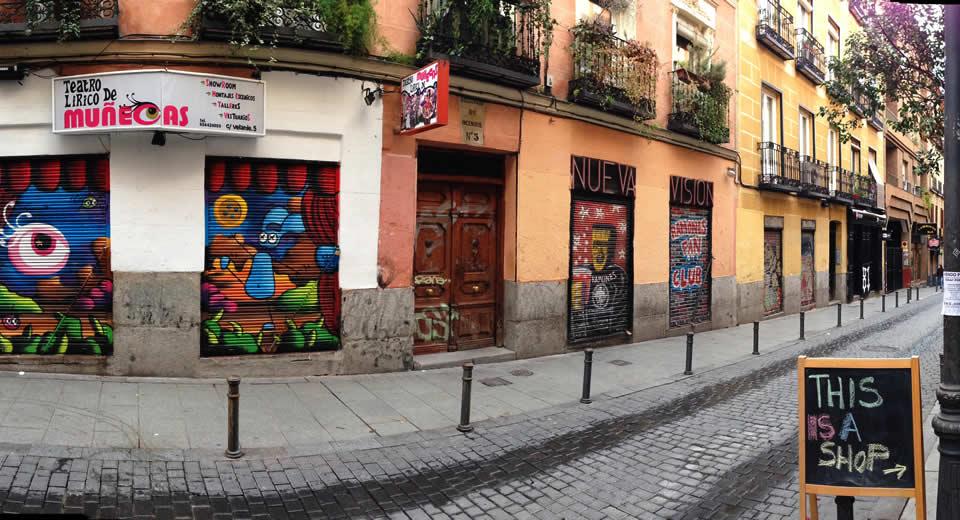 Doen in Madrid: ontdek de wijk Malasaña | Mooistestedentrips.nl