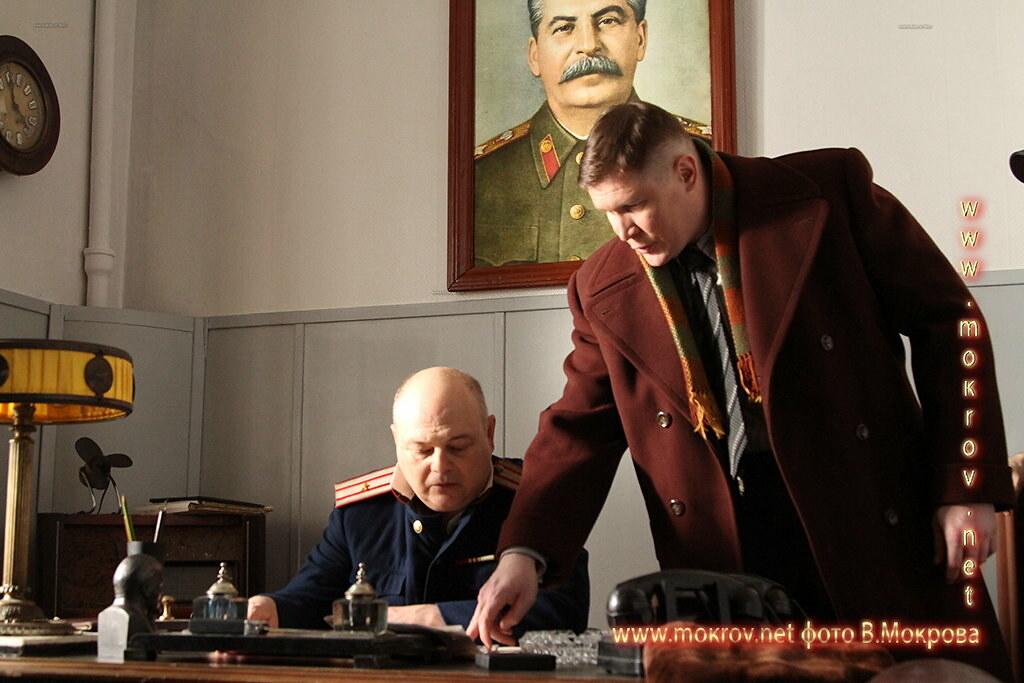 Актер - Мамонов Иван роль Громов в сериале «Декабристка» Фотографии
