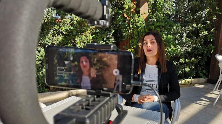 Angela Rodriguez, miembro de la lista provincial de Ciudadanos en la provincia13
