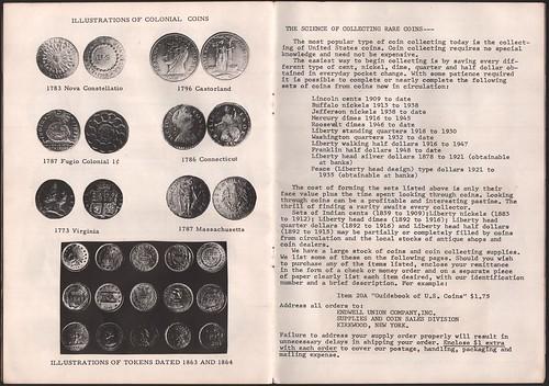 Endwell Union Company Catalog 1960