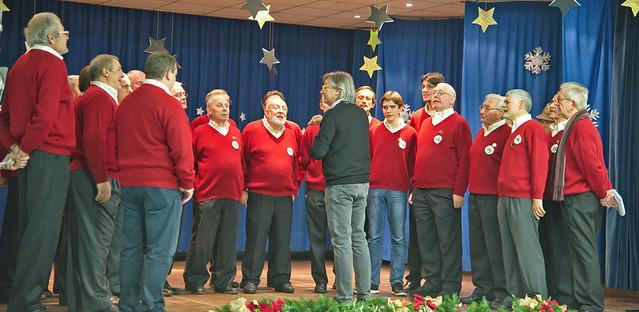 Natale con il Gruppo Alpini di Saronno : 21 Dicembre 2014