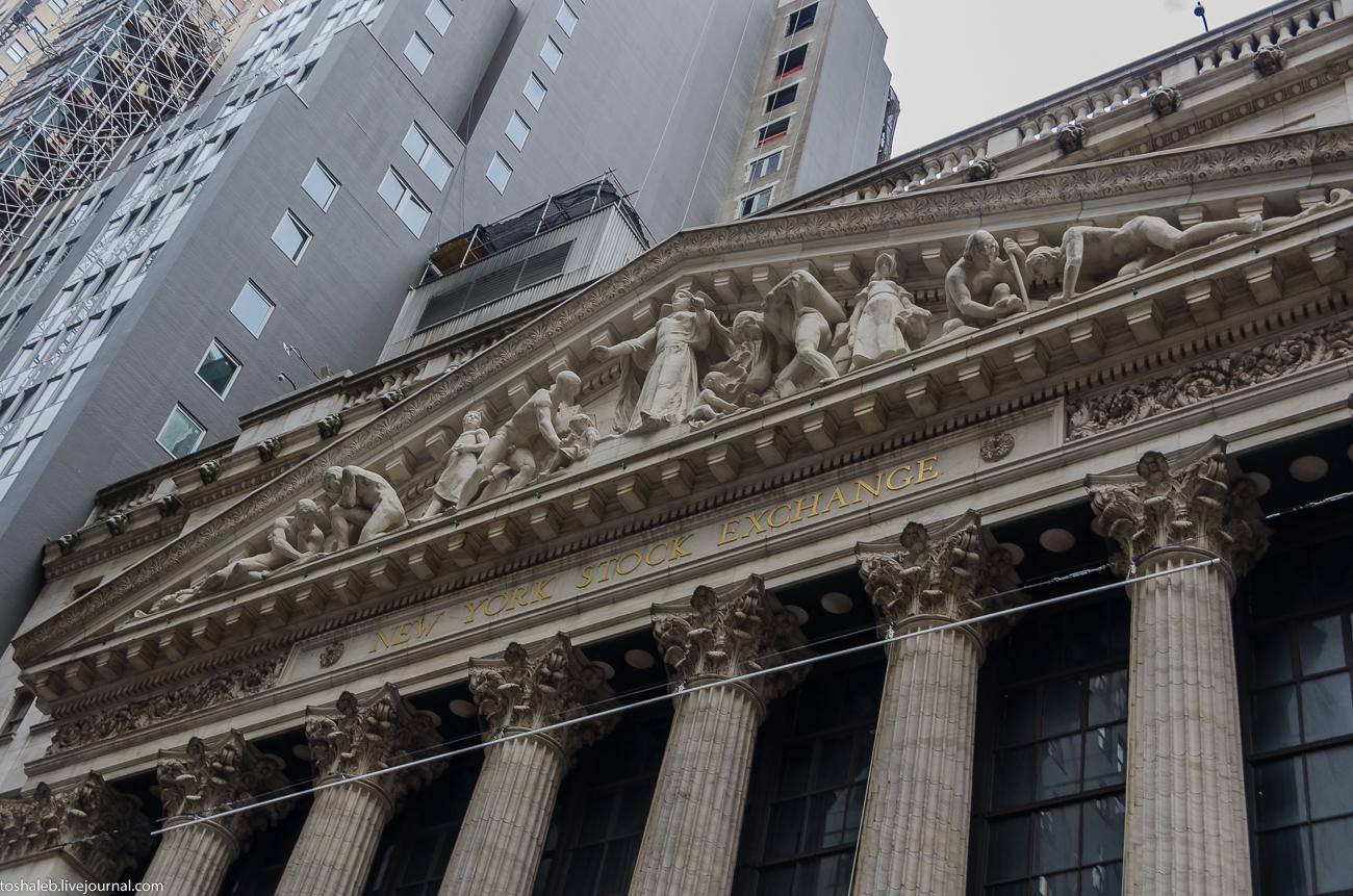 Нью-Йорк_Wall Street-21