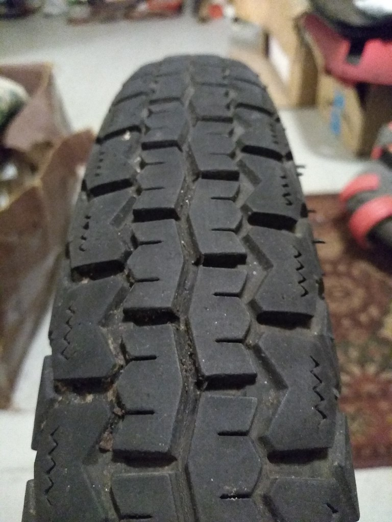 Monster tire at 7000+ km