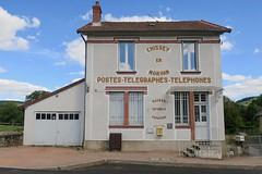 Bureau de poste en France profonde