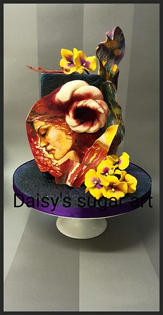 Cake by Daisy's Sugar Art
