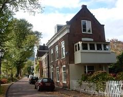 Narrow Houses on Narrow Street