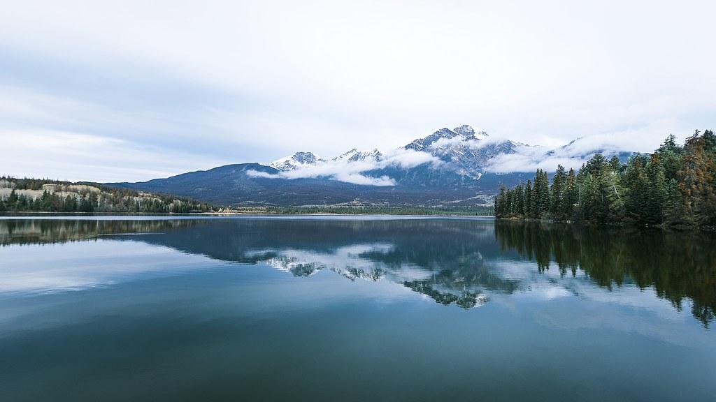Pyramid Lake .....