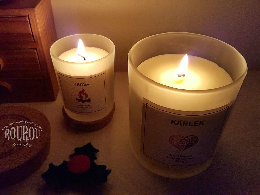 Vana Candles大豆蠟燭9