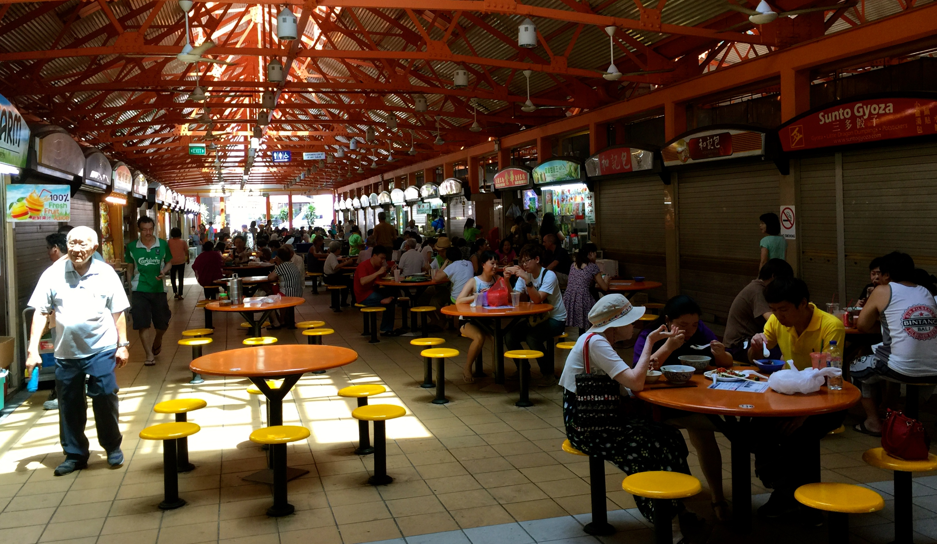 Hawker Market Singapore Traveldaveuk 27