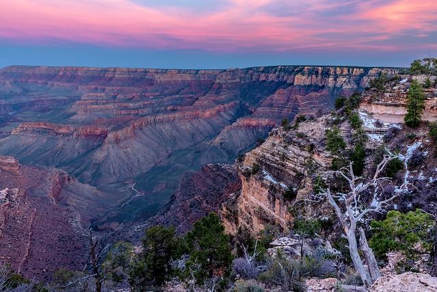 Shoshone Point, Grand Canyon N.P.