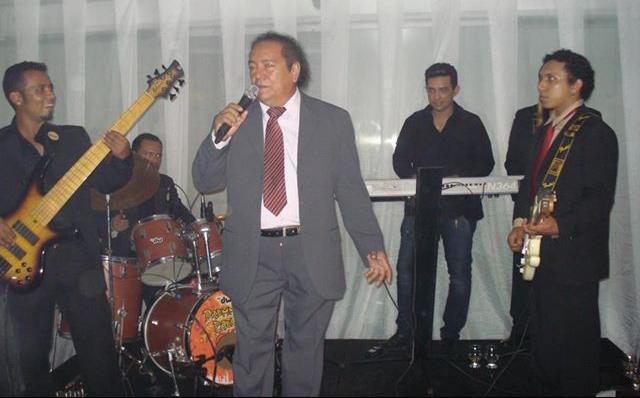 Cantor Ray Brito