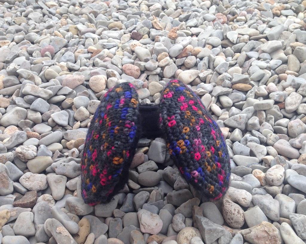 Orejeras multicolor