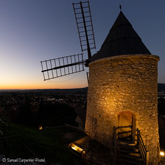 Allauch, moulin